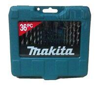 MAKITA P-90320 Set 36 Pcs. Power Drill Accessory Set FREE SHIPPING