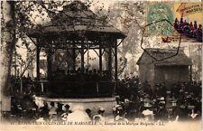 CPA Expo Colon. De MARSEILLE - Kiosque de la Musique Malgache (213821)
