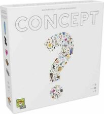 Asmodee: Concept party game (New)