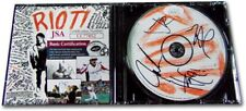 Paramore Signed Autographed Compact Disc CD Riot! Haley Williams JSA CC77052