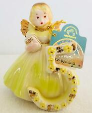 Josef Original 5th Birthday Gift Angel Age 5 Five With Tag & Label Marked Mint