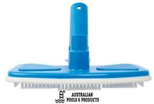 Suction vacuum head aussie gold brush base pool cleaning warranty all surfaces
