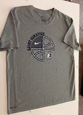 Nike Saint Ignatius High School Basketball Medium Dri-Fit Shirt Cleveland Ohio