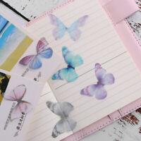 DIY Nähen Kleidung Schmetterling Organza Dekor für Halskette Bunt Ätherische
