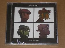 GORILLAZ - DEMON DAYS - CD SIGILLATO (SEALED)