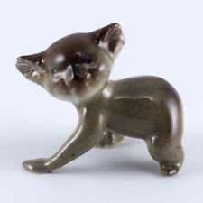 Vintage Hagen Renaker Brown Mama Koala #950 Miniature Ceramic Figurine