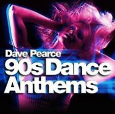 DAVE PEARCE 90S DANCE ANTHEMS CD NEW