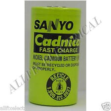 Nickel Cadmium Sub-C 2000mAh Fast Charge Rechargable Battery - Part # CAD357