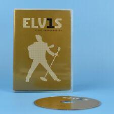 Elvis - #1 Hit Performances DVD - Elv1s - GUARANTEED