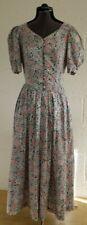 Vintage Laura Ashley Floral Dress Size UK12 (Hospiscare)