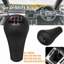 5 Speed Car Gear Shift Knob For BMW E34 E39 M5 M3 M6 E36 E46 E21 E30 E28 TOP Kit