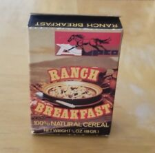 1979 ELECTRIC HORSEMAN ORIGINAL MOVIE PROP RANCH BREAKFAST REDFORD FONDA RARE MT