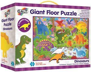 Galt GIANT FLOOR PUZZLE - DINOSAURS Children Toys And Activities BNIP