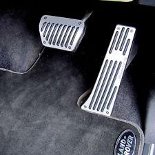 Nuevo Easy Fit 2pc Aleación/Goma Pedal Kit Para Acelerador De Freno Range Rover L322