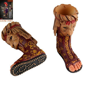 HHMODEL HAOYUTOYS HH18022 1/6th Imperial Army Julius Caesar Figure Boots Model