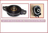 Fits : MITSUBISHI L200 K74 2.5TD Prop. Centre Bearing & Transfer Box Mounting