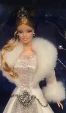 2003 Winter Fantasy Holiday Visions Barbie doll NRFB Christmas Happy Holidays