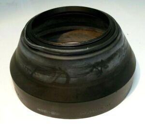 Mamiya 80mm f2.8 645 58mm Collapsible Lens Hood Shade Sekor-C N 80-110mm