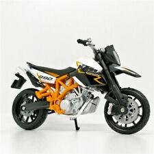 Bburago 1:18 KTM 990 Supermoto R MOTORCYCLE BIKE DIECAST MODEL NEW IN BOX