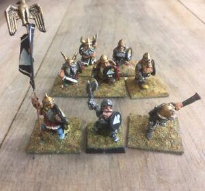 Citadel Warhammer - Dwarf Regiment