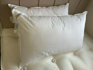 Hypnos CONTRACT BEDS LIDDELL SET OF 2 FIRM PILLOWS 48X74 CM
