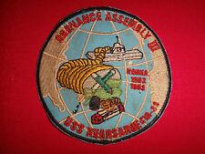 Korea War (1950-1953) USS KEARSARGE CVA-33 ORDNANCE ASSEMBLY III Patch