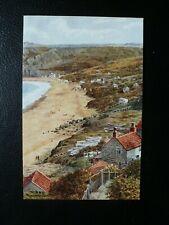 A.R.Quinton postcard *3969 The Beach, Runswick Bay