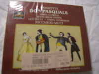 Donizetti: Don Pasquale (CD, May-1988, 2 Discs, EMI Music Distribution) - New