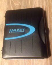 """HAZET 854 Knarrenkasten 1/4"""" """"leer"""" + Einlage 163-337L Smart Case 165-S"""