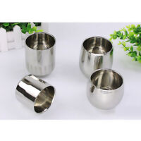 Double Wall Stainless Steel Coffee Cup Student Camping Trip Tea Mug 4 Types