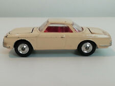 VW 1500 Karman Ghia beige 1/43 Corgi Toys 239 Gt Britain von 1963