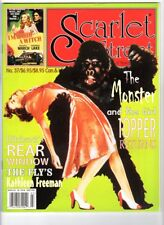 Scarlet Street #37 I Married A Witch! Rear Window! The Fly's Kathleen Freeman!