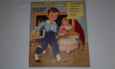 Star-Bright Musical Pack O' Fun Record & Book,Mint condition - Let's Play School