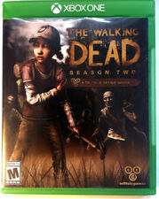 2014 Walking Dead Season 2 Xbox One game - Used - No instruction booklet