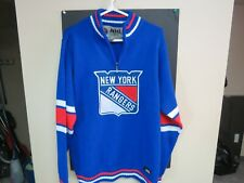 New York Rangers NHL Sweater - ILANCO Size L Men's