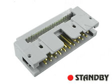 1pc 4620-6001 3M,  Plug IDC Male 20 pin / way, IDC for ribbon cable 1.27mm