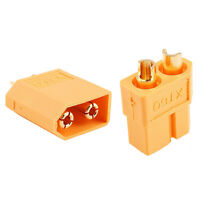 1/5/10 Pairs XT60 Male Female Bullet Connectors  Plugs for RC Lipo Battery ZY