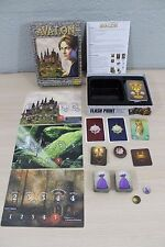 Don Eskridge's The Resistance Avalong Indie Board & Card Game 2012 Complete