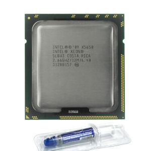 Intel Xeon X5650 X5660 X5660 X5670 X5675 X5680 CPU Server Processor Grade A