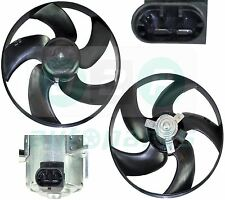 PEUGEOT 206 1998-2006 RADIATOR COOLING FAN MOTOR WITHOUT AIR CONDITION