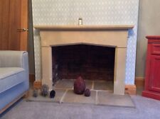 STONE FIREPLACE SURROUND MINSTER NEW HIGH QUALITY WOOD BURNER STOVE GAS ELECTRIC