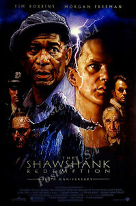 Posters USA - The Shawshank Redemption Movie Poster Glossy Finish - MOV122