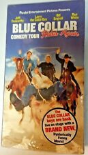 Blue Collar Comedy Tour Rides Again VHS NEW Jeff Foxworthy, Larry the Cable Guy