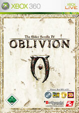 The Elder Scrolls IV: Oblivion (Microsoft Xbox 360, 2006, DVD-box) * bien