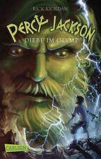 Percy Jackson 01: Diebe im Olymp von Rick Riordan (2011, Taschenbuch)