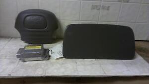 99 00 01 02 03 04 Tracker Air Bag Set Wheel Dash Module OEM Gray 09370519