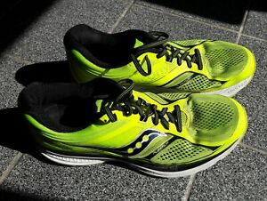 Saucony Guide 10 Yellow