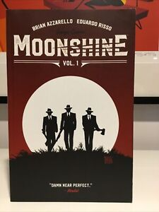 Moonshine #1 - Volume One trade volume Collects 1–6  Image Comics graphic novel