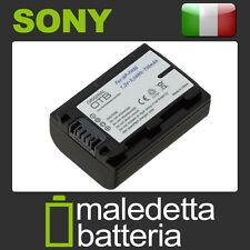 Batteria Alta Qualità EQUIVALENTE Sony FH50 NPFH50 NP-FH50 NPFP50 NP-FP50