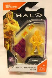 "Mega Construx Halo Heroes Series 6 Mini Figure 2"" ROLAND NIP FMM71"